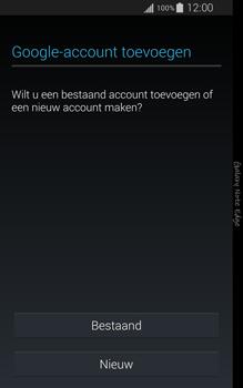 Samsung Galaxy Note Edge - apps - account instellen - stap 4