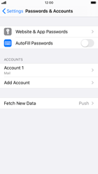 Apple iPhone 6s - iOS 13 - E-mail - manual configuration - Step 15