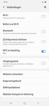 Samsung Galaxy A50 - Bellen - in het buitenland - Stap 5