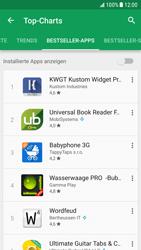 Samsung Galaxy S6 - Apps - Herunterladen - 12 / 19