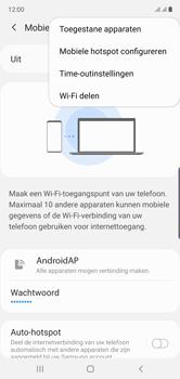 Samsung galaxy-note-10-dual-sim-sm-n970f - WiFi - Mobiele hotspot instellen - Stap 8