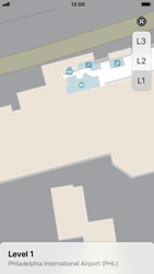 Apple iPhone 6s - iOS 11 - Indoor-Karten (Einkaufszentren/Flughäfen) - 2 / 2