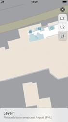 Apple iPhone 6 - iOS 11 - Indoor-Karten (Einkaufszentren/Flughäfen) - 9 / 12