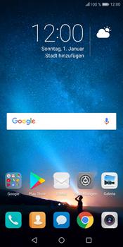 Huawei Mate 10 Lite - MMS - Manuelle Konfiguration - Schritt 3