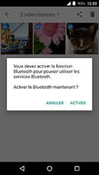 Crosscall Action X3 - Photos, vidéos, musique - Envoyer une photo via Bluetooth - Étape 12