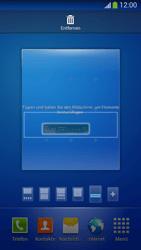 Samsung SM-G3815 Galaxy Express 2 - Startanleitung - Installieren von Widgets und Apps auf der Startseite - Schritt 8