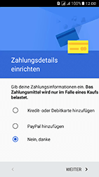 Samsung J510 Galaxy J5 (2016) DualSim - Apps - Konto anlegen und einrichten - Schritt 19