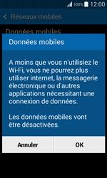 Samsung G355 Galaxy Core 2 - Internet - activer ou désactiver - Étape 7