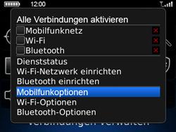 BlackBerry Bold - Netzwerk - Netzwerkeinstellungen ändern - 0 / 0