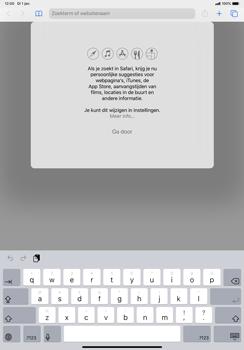 Apple ipad-pro-11-inch-2018-model-a1934- ipados-13 - Internet - Hoe te internetten - Stap 4