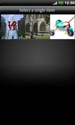 HTC S510e Desire S - E-mail - Sending emails - Step 10