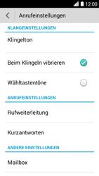 Huawei Ascend Y530 - Anrufe - Rufumleitungen setzen und löschen - 5 / 9