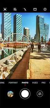 Huawei P40 - Photos, vidéos, musique - Prendre une photo - Étape 14