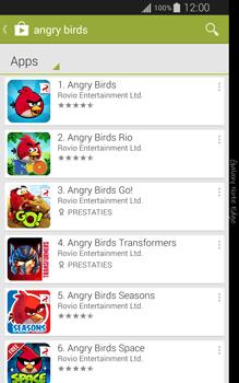 Samsung Galaxy Note Edge - apps - app store gebruiken - stap 16