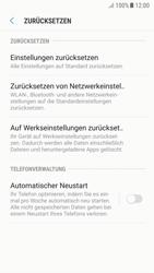 Samsung Galaxy A5 (2017) - Android Nougat - Gerät - Zurücksetzen auf die Werkseinstellungen - Schritt 6
