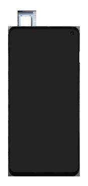Samsung Galaxy S10e - Premiers pas - Insérer la carte SIM - Étape 5