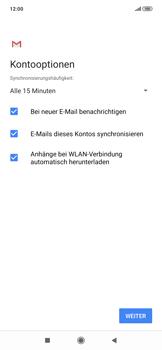 Xiaomi RedMi Note 7 - E-Mail - 032c. Email wizard - Outlook - Schritt 10