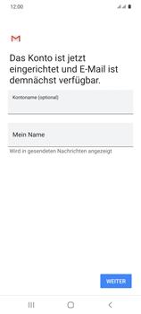 Hardware Hilfe Samsung  Galaxy S10  Mail  E-Mail-Konto auf