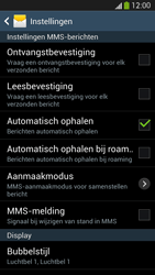 Samsung I9505 Galaxy S IV LTE - MMS - probleem met ontvangen - Stap 7