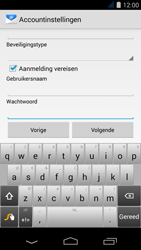 Acer Liquid Jade S - E-mail - Handmatig instellen - Stap 15