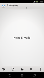 Sony Xperia Z1 - E-Mail - Konto einrichten - 4 / 20