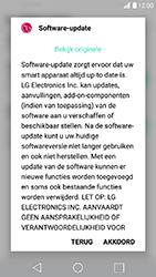 LG K10 (2017) - software - update installeren zonder pc - stap 7