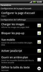 HTC A7272 Desire Z - Internet - configuration manuelle - Étape 14