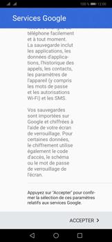 Huawei P30 - Applications - Créer un compte - Étape 18