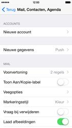 Apple iPhone 5s iOS 8 - E-mail - Handmatig instellen - Stap 5
