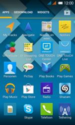 Alcatel OT-4033X Pop C3 - Voicemail - Handmatig instellen - Stap 3