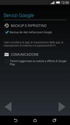 HTC One M8 - Applicazioni - Configurazione del negozio applicazioni - Fase 13