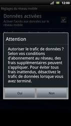Sony Xperia Arc S - Internet - Configuration manuelle - Étape 7