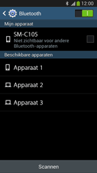 Samsung C105 Galaxy S IV Zoom LTE - Bluetooth - Headset, carkit verbinding - Stap 6