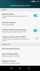 Huawei P8 Lite - Réseau - Changer mode réseau - Étape 5