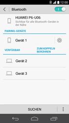 Huawei Ascend P6 LTE - Bluetooth - Geräte koppeln - Schritt 10