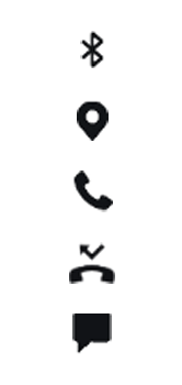 Samsung Galaxy S10 Plus - Premiers pas - Comprendre les icônes affichés - Étape 12
