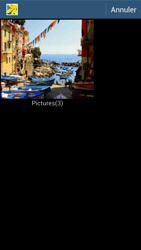 Samsung C105 Galaxy S IV Zoom LTE - MMS - envoi d'images - Étape 16