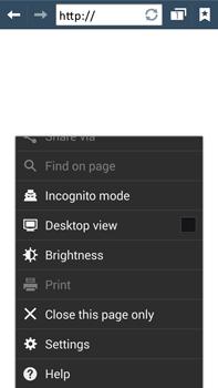 Samsung N9005 Galaxy Note III LTE - Internet - Manual configuration - Step 21