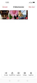 Oppo A53s - Photos, vidéos, musique - Envoyer une photo via Bluetooth - Étape 11