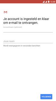 OnePlus 3 - Android Oreo - E-mail - Handmatig instellen - Stap 20