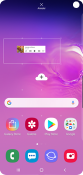 Samsung Galaxy S10 - Applications - Personnaliser l