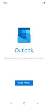 Samsung Galaxy A51 5G - E-mails - Ajouter ou modifier votre compte Outlook - Étape 6