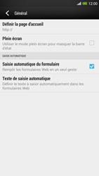 HTC One Max - Internet - configuration manuelle - Étape 27
