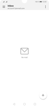 Huawei P30 - E-mail - manual configuration - Step 4