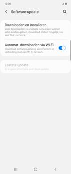Samsung Galaxy Z Flip Single-SIM + eSIM (SM-F700F) - Software updaten - Update installeren - Stap 5