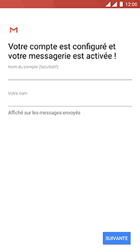 OnePlus 3 - Android Oreo - E-mail - Configuration manuelle (outlook) - Étape 12