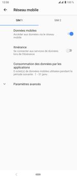 Sony Xperia 5 - Internet et roaming de données - Configuration manuelle - Étape 6