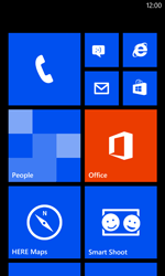 Nokia Lumia 520 - Troubleshooter - Touchscreen and buttons - Step 1