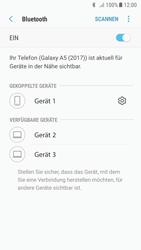 Samsung Galaxy A5 (2017) - Android Nougat - Bluetooth - Verbinden von Geräten - Schritt 9