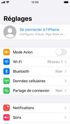 Apple iPhone SE - iOS 13 - Données - créer une sauvegarde avec votre compte - Étape 3